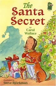 Cover art for THE SANTA SECRET