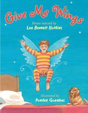 Book Cover for GIVE ME WINGS