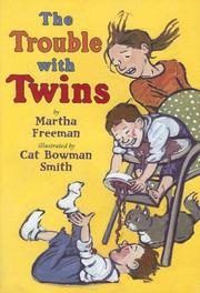 Book Cover for THE TROUBLE WITH TWINS