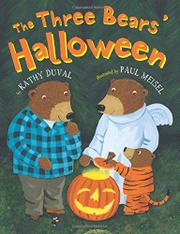Book Cover for THE THREE BEARS' HALLOWEEN