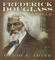 Cover art for FREDERICK DOUGLASS