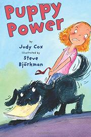 Book Cover for PUPPY POWER