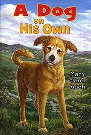 Cover art for A DOG ON HIS OWN