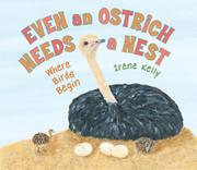 Cover art for EVEN AN OSTRICH NEEDS A NEST