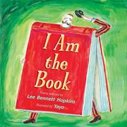 Cover art for I AM THE BOOK