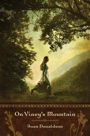 ON VINEY'S MOUNTAIN by Joan Donaldson