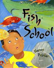 Book Cover for FISH SCHOOL