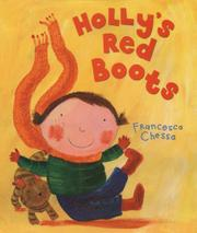 HOLLY'S RED BOOTS by Francesca Chessa