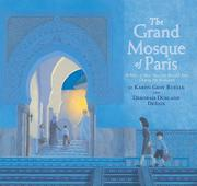 Cover art for THE GRAND MOSQUE OF PARIS