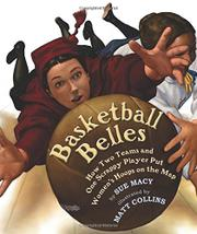 Book Cover for BASKETBALL BELLES