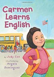 Cover art for CARMEN LEARNS ENGLISH