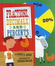 Book Cover for FRACTIONS, DECIMALS, AND PERCENTS