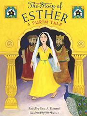 THE STORY OF ESTHER by Eric A. Kimmel