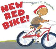 Book Cover for NEW RED BIKE!
