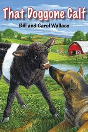 Book Cover for THAT DOGGONE CALF