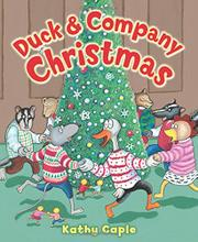 Book Cover for DUCK & COMPANY CHRISTMAS