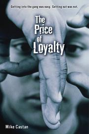 Cover art for THE PRICE OF LOYALTY