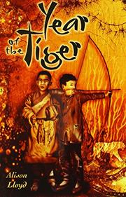 Cover art for YEAR OF THE TIGER