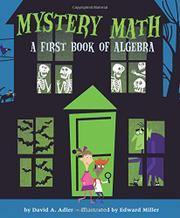 MYSTERY MATH by David A. Adler