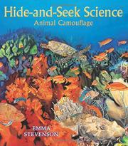 HIDE-AND-SEEK SCIENCE by Emma Stevenson
