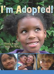 Book Cover for I'M ADOPTED!