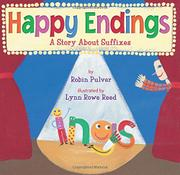 Cover art for HAPPY ENDINGS
