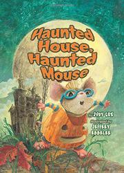 Book Cover for HAUNTED HOUSE, HAUNTED MOUSE