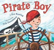 Cover art for PIRATE BOY