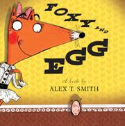 Book Cover for FOXY AND EGG