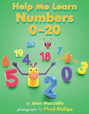 Book Cover for HELP ME LEARN NUMBERS 0-20