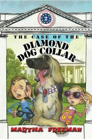 Book Cover for THE CASE OF THE DIAMOND DOG COLLAR