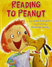 Book Cover for READING TO PEANUT
