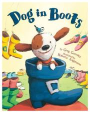 Book Cover for DOG IN BOOTS