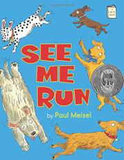 Cover art for SEE ME RUN