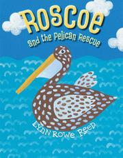 Book Cover for ROSCOE AND THE PELICAN RESCUE