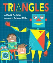 TRIANGLES by David A. Adler