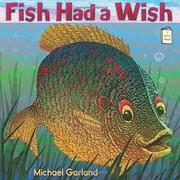 Book Cover for FISH HAD A WISH