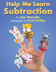 HELP ME LEARN SUBTRACTION by Jean Marzollo