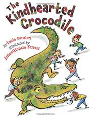 THE KINDHEARTED CROCODILE by Lucia Panzieri