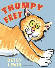 THUMPY FEET by Betsy  Lewin