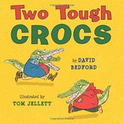 TWO TOUGH CROCS by David Bedford