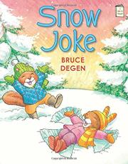 SNOW JOKE by Bruce Degen