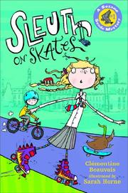 SLEUTH ON SKATES by Clémentine Beauvais