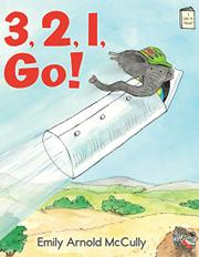 3, 2, 1, GO! by Emily Arnold McCully