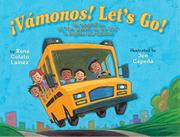 ¡VÁMONOS! / LET'S GO! by René Colato Laínez
