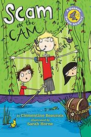 SCAM ON THE CAM by Clémentine Beauvais