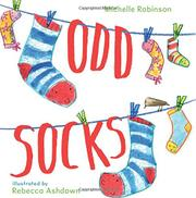 ODD SOCKS by Michelle Robinson
