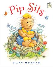 PIP SITS by Mary Morgan