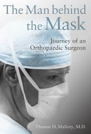 THE MAN BEHIND THE MASK by Thomas H. Mallory