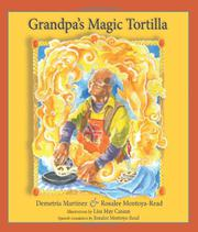 GRANDPA'S MAGIC TORTILLA by Demetria Martínez